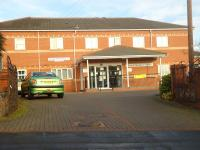 We removed the existing roof and constructed a new first floor to this medical centre.