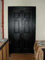 Made to order doors into new extension